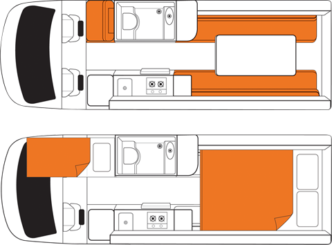 Venturer Plus Layout