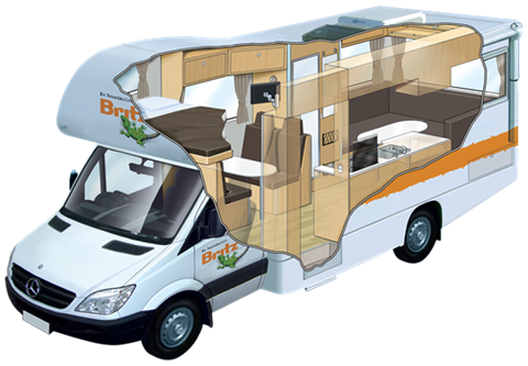 New Zealand Campervan Hire   Natural High