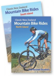 Kennett Bros MTB books
