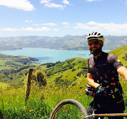 cycling the banks peninsula