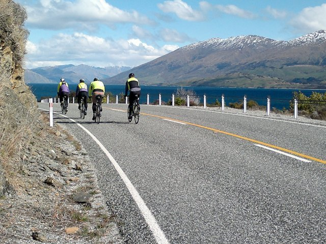 How to Pick a Cycle Tour that Fits Your Comfort Level