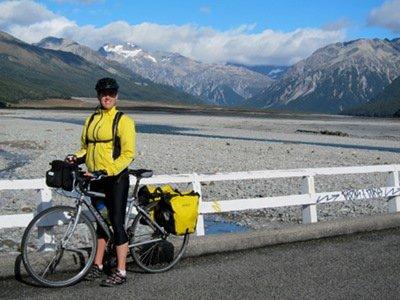 NZ bicycling touring tips