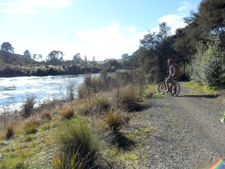 Riding The New Zealand Cycle Trail