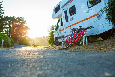 nz camper and bike hire