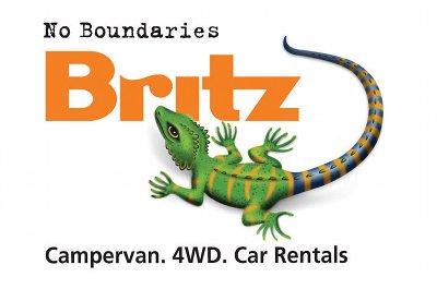 britz campervan