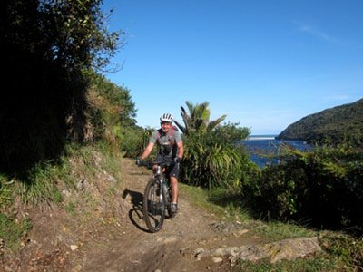 bike heaphy track