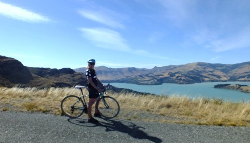 Summer Cycling in New Zealand
