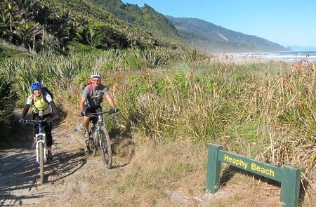 Introducing The Paparoa Track, The West Coast's Newest MTB Experience