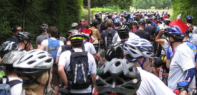 is it time for a new bike helmet?