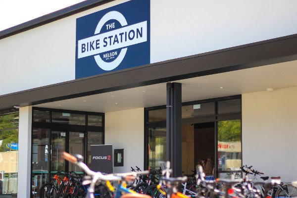 the bike station nelson