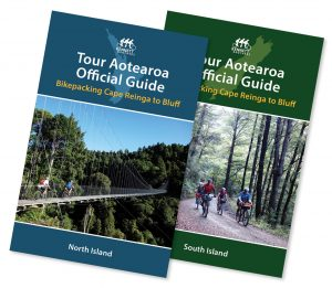top 5 guidebooks for planning a nz cycle tour