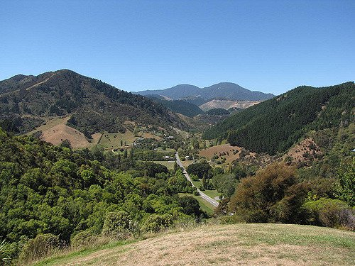 dun mountain trail