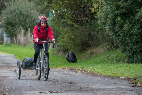 Christchurch to Auckland By Bike: Sequoia Schmidt's Solo Cycle Tour of NZ