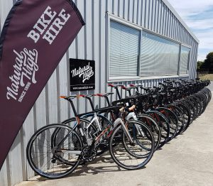 Natural High bike hire New Zealand