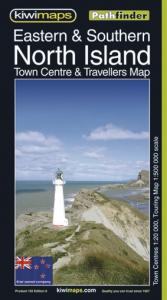 kiwimaps NZ in 4 maps