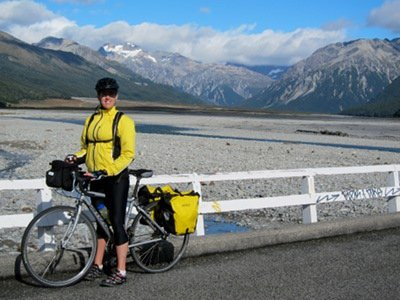 NZ bicycling touring tips