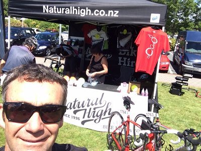 Natural High at the Taupo Cycle Challenge