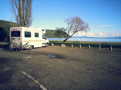 free camping New Zealand