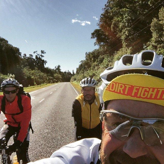 west coast cycling