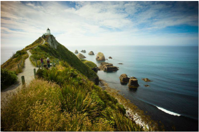 self-guided catlins cycle tour