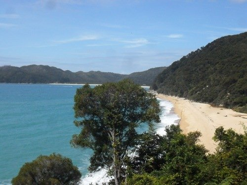 See the Abel Tasman National Park as part of the Great Taste Trail cycle tour